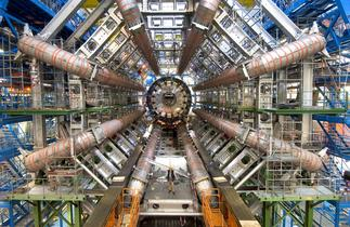 Le détecteur Atlas au CERN